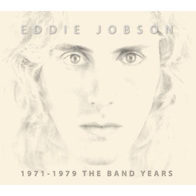 Eddie Jobson 1971-1979 THE BAND YEARS CD