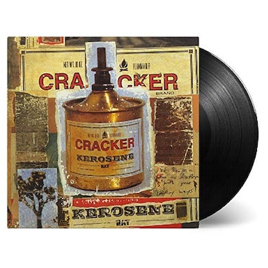 Cracker KEROSENE HAT Vinyl Record
