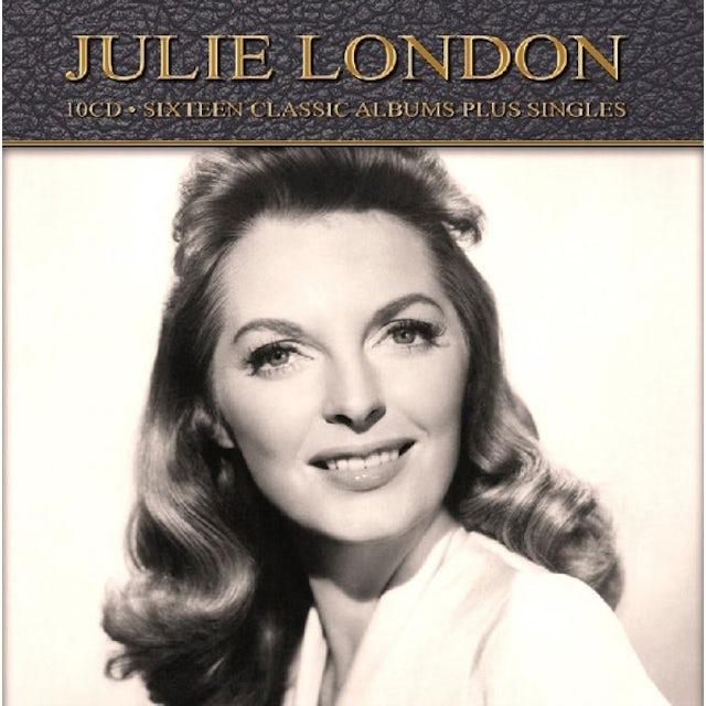 Julie London 16 CLASSIC ALBUMS CD