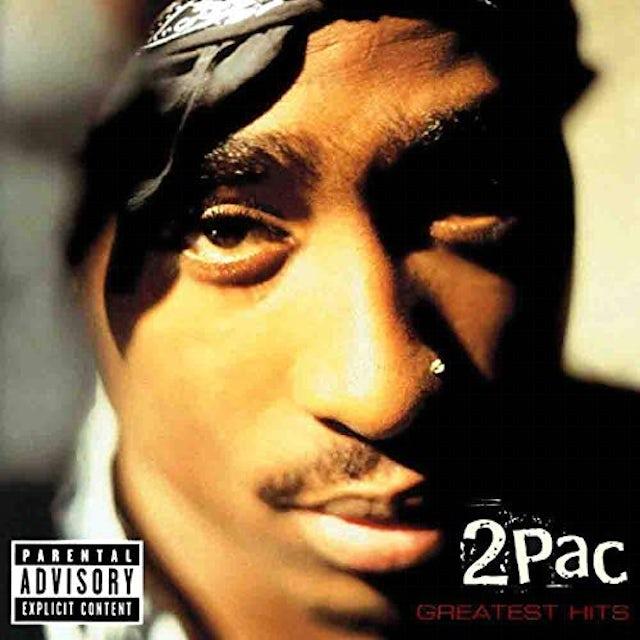 Tupac GREATEST HITS Vinyl Record