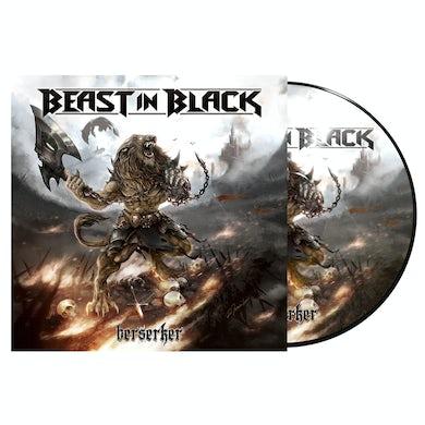 Beast In Black BERSERKER Vinyl Record