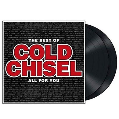 ALL FOR YOU: THE BEST OF COLD CHISEL Vinyl Record