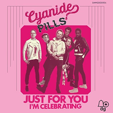 Cyanide Pills JUST FOR YOU Vinyl Record