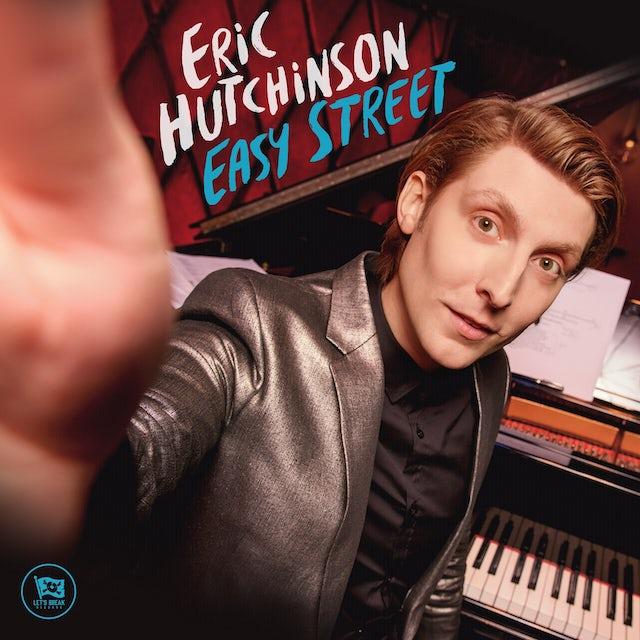 Eric Hutchinson EASY STREET CD