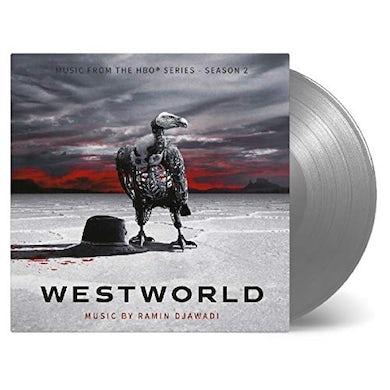 RAMIN DJAWADI WESTWORLD: SEASON 2 / Original Soundtrack Vinyl Record