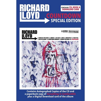 Richard Lloyd COUNTDOWN CD
