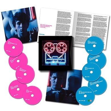 KEYCHAINS & SNOWSTORMS: THE SOFT CELL STORY CD
