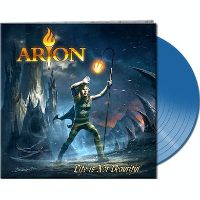 Arion LIFE IS NOT BEAUTIFUL Vinyl Record