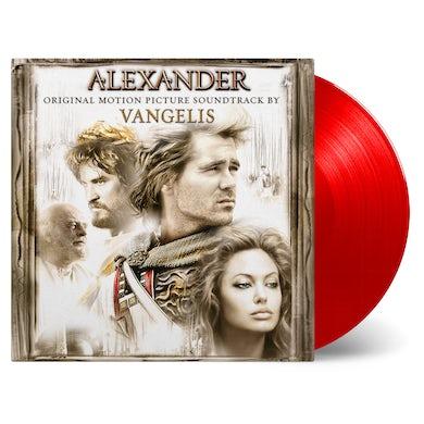Vangelis ALEXANDER (ORIGINAL SOUNDTRACK) Vinyl Record