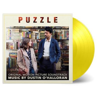 DUSTIN O'HALLORAN PUZZLE (ORIGINAL SOUNDTRACK) Vinyl Record