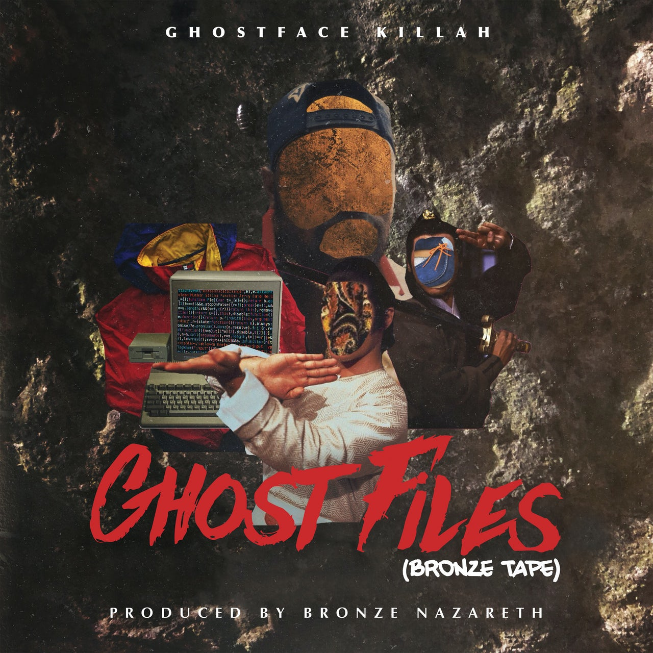 Ghostface Killah GHOST FILES Vinyl Record