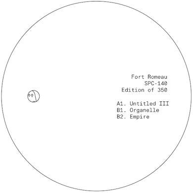 Fort Romeau SPC-140 Vinyl Record