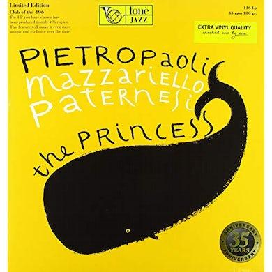 Enzo Trio Pietropaoli PRINCESS Vinyl Record