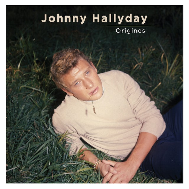 Johnny Hallyday ORIGINES Vinyl Record