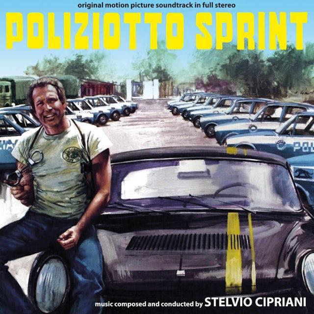 Poliziotto Sprint / O.S.T. POLIZIOTTO SPRINT / Original Soundtrack CD
