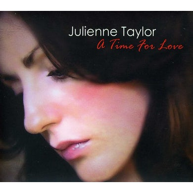 Julienne Taylor A TIME FOR LOVE CD