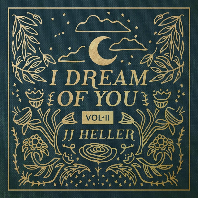 JJ Heller I DREAM OF YOU (VOLUME II) CD