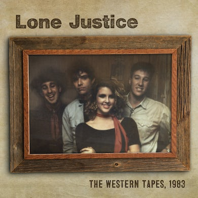 Lone Justice WESTERN TAPES 1983 CD