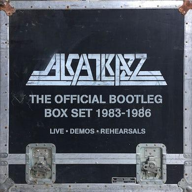 Alcatrazz OFFICIAL BOOTLEG BOXSET 1983-1986 CD