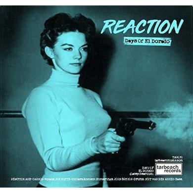 Reaction / Desperate Measures DAYS OF EL DORADO & EXECUTIVE ORDER Vinyl Record