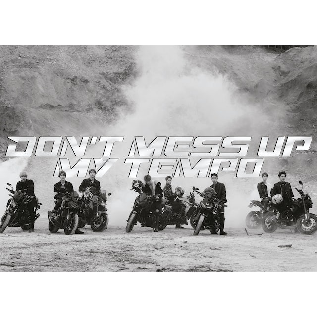 EXO THE 5TH ALBUM 'DON'T MESS UP MY (ANDANTE VER.) CD