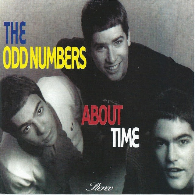 Odd Numbers ABOUT TIME Vinyl Record