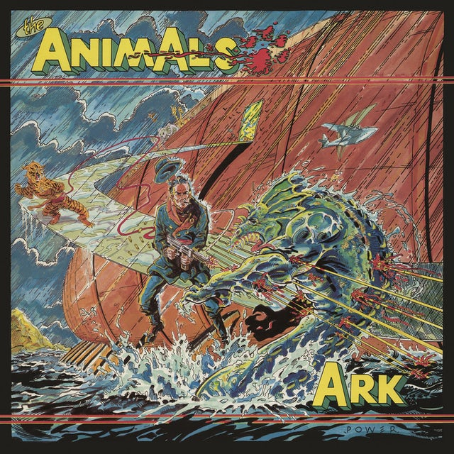 The Animals ARK CD