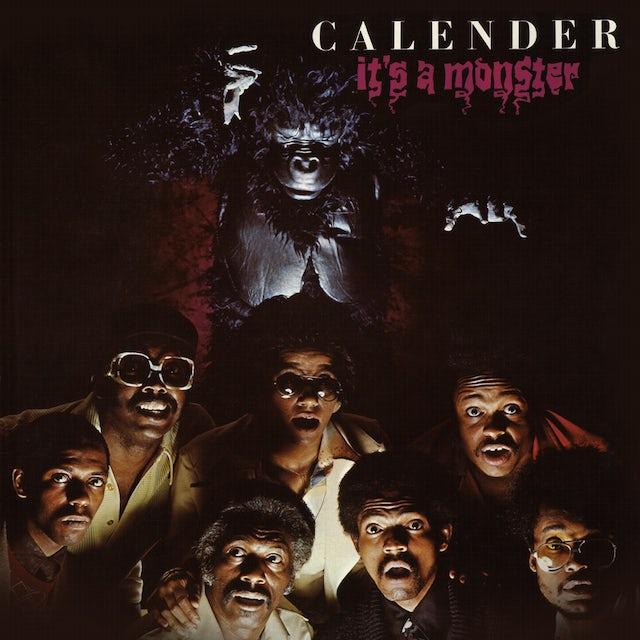 Calender IT'S A MONSTER Vinyl Record