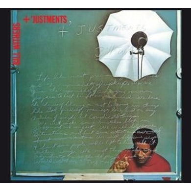Bill Withers JUSTMENTS CD