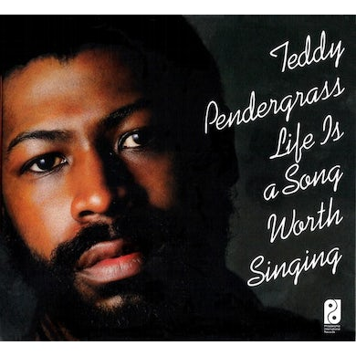 Teddy Pendergrass LIFE IS A SONG WORTH SINGING CD