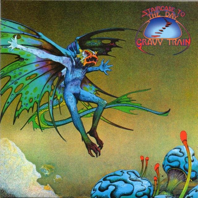 Gravy Train STAIRCASE TO THE DAY Vinyl Record