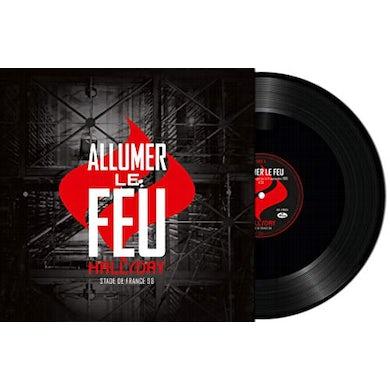 Johnny Hallyday ALLUMER LE FEU XXEME ANNIVERSAIRE Vinyl Record
