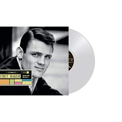 Chet Baker YOU DON'T KNOW WHAT LOVE IS: 1953-1955 Vinyl Record