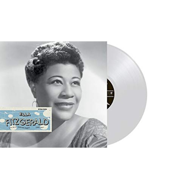 Ella Fitzgerald LET'S DO IT: SELECTED SINGLES 1956-1957 Vinyl Record