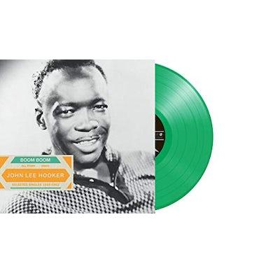 John Lee Hooker BOOM BOOM: SELECTED SINGLES 1955-1962 Vinyl Record