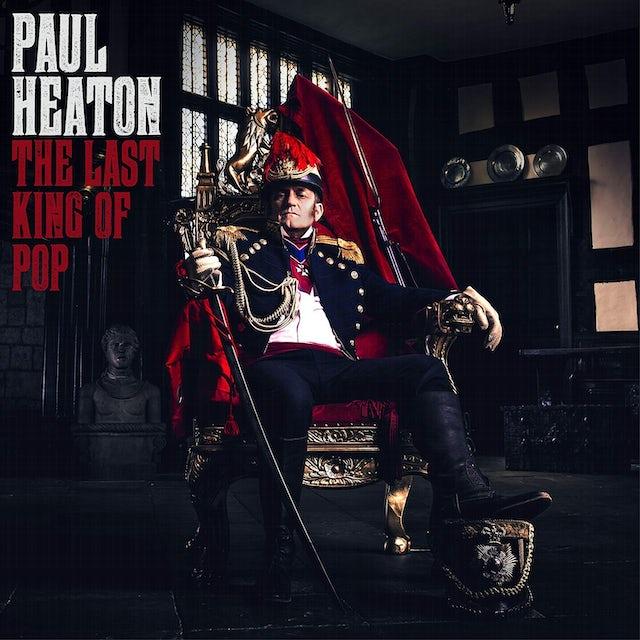 Paul Heaton LAST KING OF POP Vinyl Record