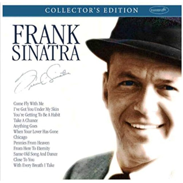 Frank Sinatra COLLECTOR'S EDITION: FRANL SINATRA Vinyl Record