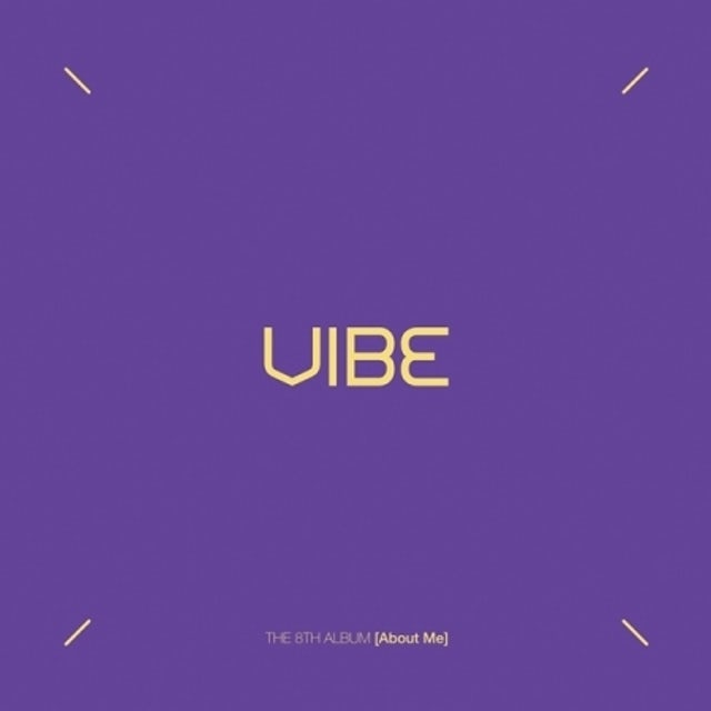VIBE VOL.8: ABOUT ME CD