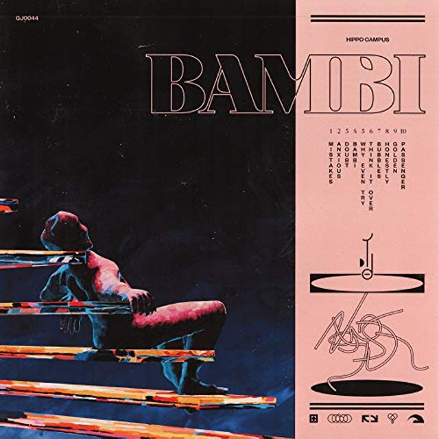 Hippo Campus BAMBI Vinyl Record