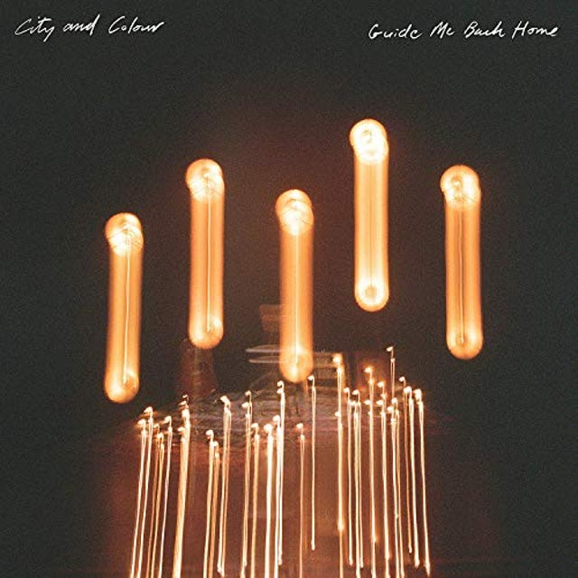 City and Colour GUIDE ME BACK HOME CD