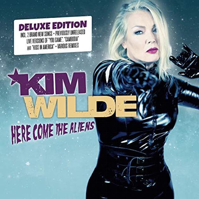 Kim Wilde HERE COME THE ALIENS CD
