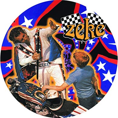 Zeke PICTURE DISC 1 Vinyl Record