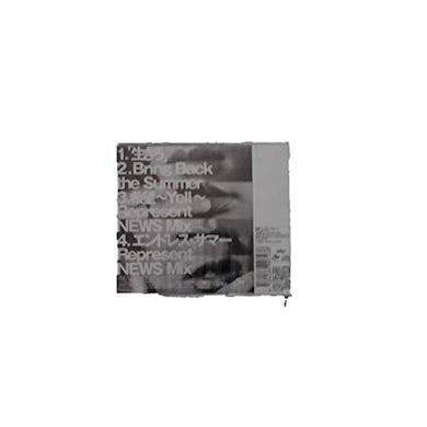 NEWS IKIRO (LIMITED-A) CD
