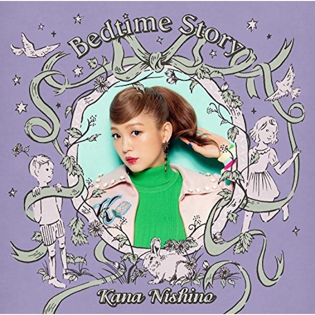 Kana Nishino BEDTIME STORY CD