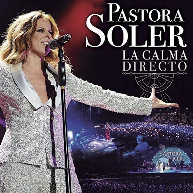 Pastora Soler LA CALMA DIRECTO CD