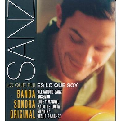 Alejandro Sanz LO QUE FUI ES LO QUE SOY Vinyl Record