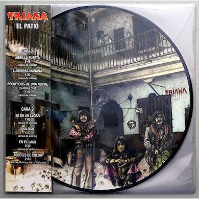 EL PATIO Vinyl Record
