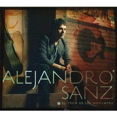 Alejandro Sanz EL TREN DE LOS MOMENTOS Vinyl Record