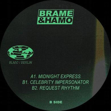 Brame & Hamo CELEBRITY IMPERSONATOR Vinyl Record