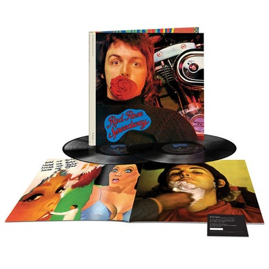 Paul McCartney & Wings RED ROSE SPEEDWAY Vinyl Record